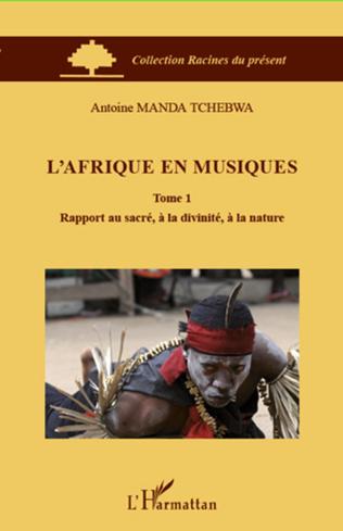 Couverture L'Afrique en musiques (Tome 1)