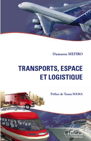 Couverture Transports, espace et logistique