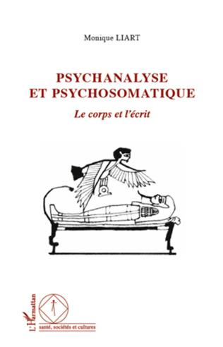 Couverture Psychanalyse et psychosomatique
