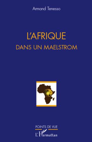 Couverture L'Afrique dans un maelstrom