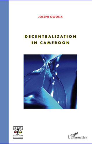 Couverture Decentralization in Cameroon