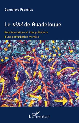 Couverture Le tèbè de Guadeloupe