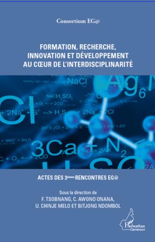 Couverture Formation, recherche, innovation et développement au coeur de l'interdisciplinarité