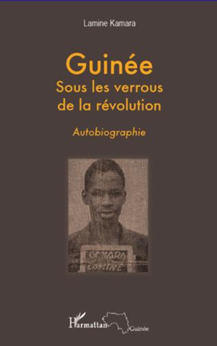 Couverture Guinée sous les verrous de la révolution
