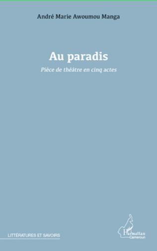 Couverture Au paradis