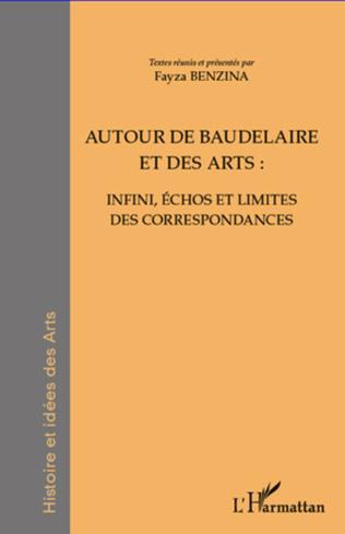 Couverture Autour de Baudelaire et des arts :