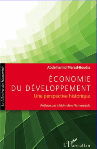 Couverture Economie du développement