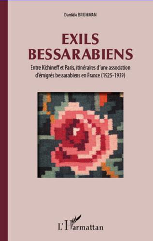 Couverture Exils bessarabiens