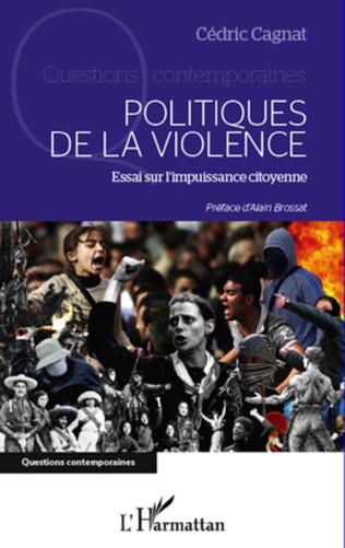 Couverture Politiques de la violence