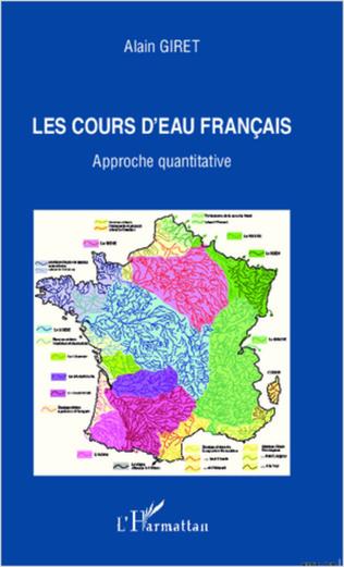 Couverture Les cours d'eau français