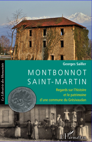 Couverture Montbonnot Saint-Martin