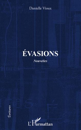 Couverture Evasions