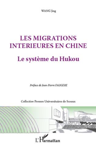 Couverture Les migrations intérieures en Chine