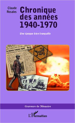Couverture Chronique des années 1940-1970