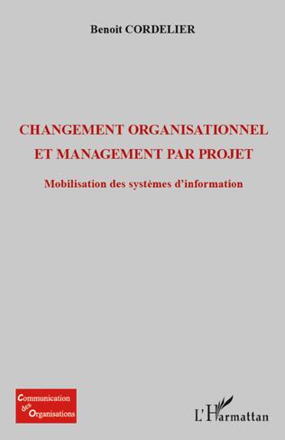 Couverture Changement organisationnel et management par projet