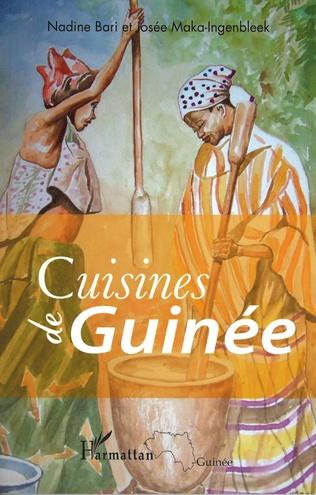 Couverture Cuisines de Guinée