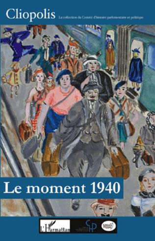 Couverture Le moment 1940