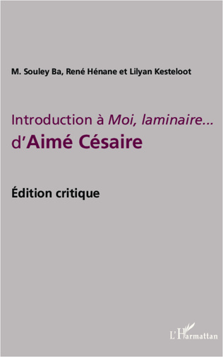 Couverture Introduction à Moi, laminaire... d'Aimé Césaire