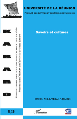 Couverture Savoirs et cultures