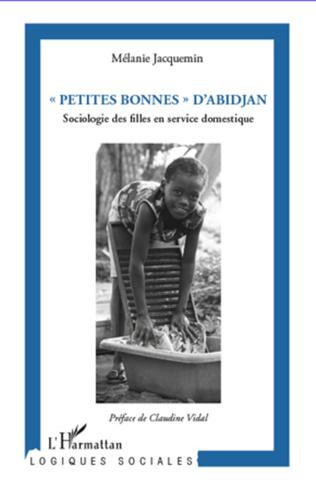 Couverture Petites bonnes d'Abidjan