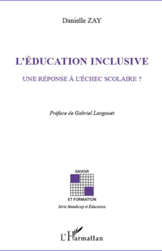 Couverture L'éducation inclusive