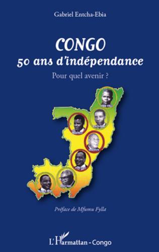 Couverture Congo 50 ans d'indépendance