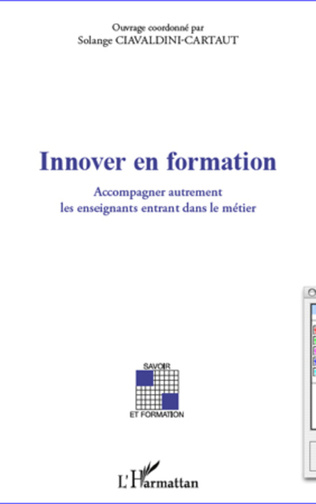 Couverture Innover en formation