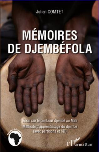 Couverture Mémoires de Djembéfola