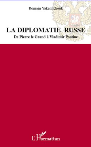 Couverture La diplomatie russe