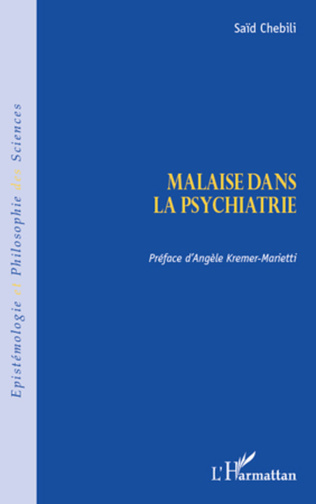 Couverture Malaise dans la psychiatrie