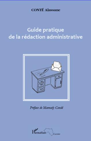 Couverture Guide pratique de la rédaction administrative
