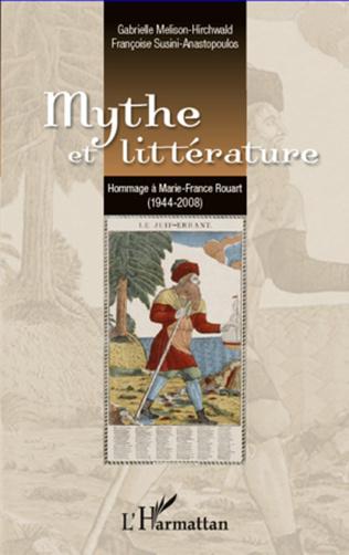 Couverture Mythe et littérature