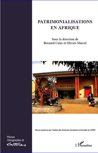 Couverture Patrimonialisations en Afrique