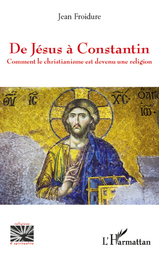 Couverture De Jésus à Constantin
