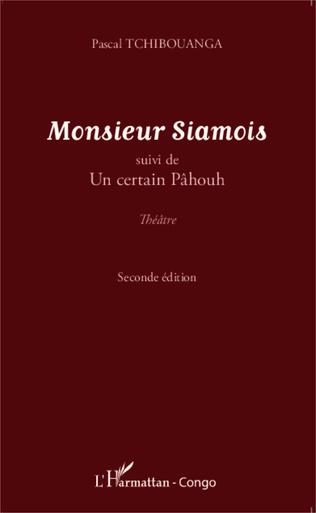 Couverture Monsieur Siamois