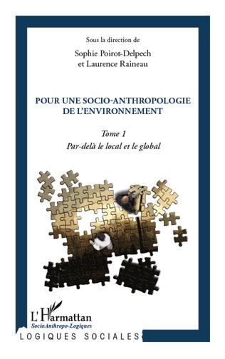 Couverture Pour une socio-anthropologie de l'environnement