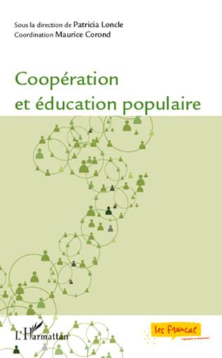 Couverture Coopération et éducation populaire