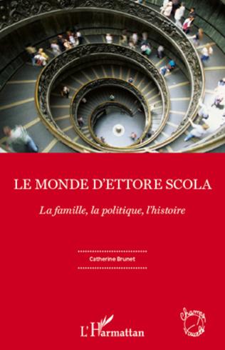 Couverture Le monde d'Ettore Scola