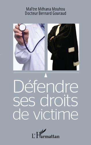 Couverture Défendre ses droits de victime