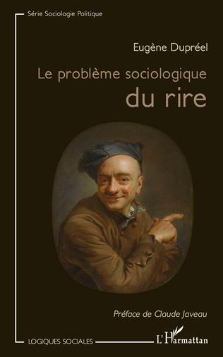 Couverture Le problème sociologique du rire