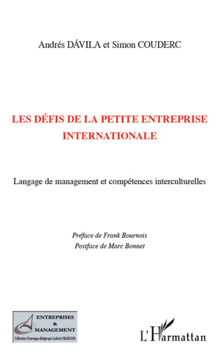 Couverture Les défis de la petite entreprise internationale