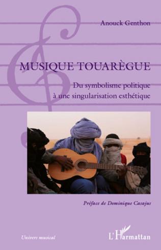 Couverture Musique touarègue