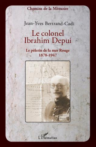 Couverture Le colonel Ibrahim Depui