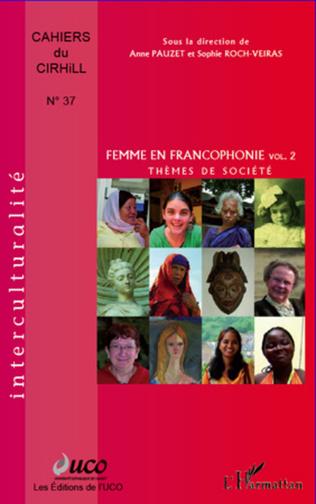 Couverture Femme en Francophonie (Volume 2)