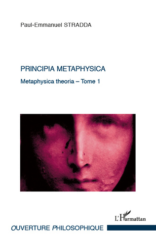 Couverture Principia metaphysica