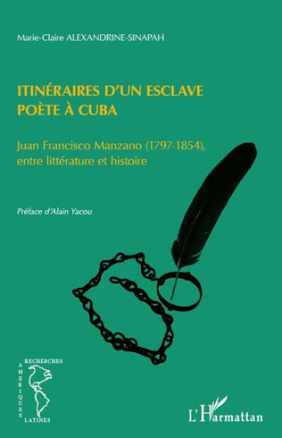 Couverture Itinéraires d'un esclave poète à Cuba