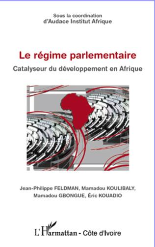 Couverture Régime parlementaire