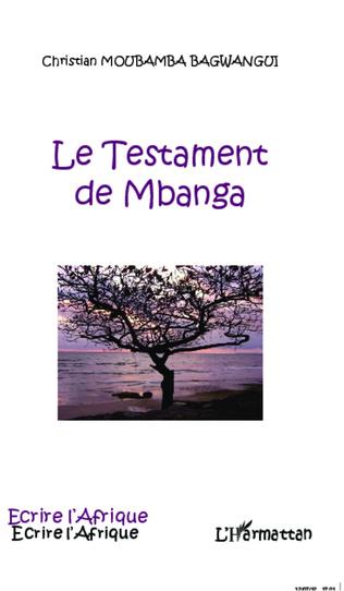 Couverture Le testament de Mbanga