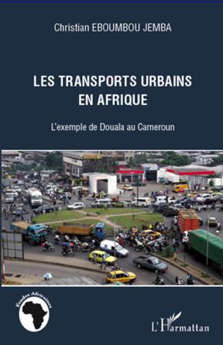 Couverture Les transports urbains en Afrique