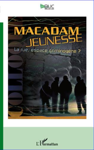 Couverture Macadam jeunesse